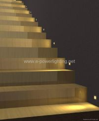 stair lights - Google Search | Home Idea | Pinterest ...