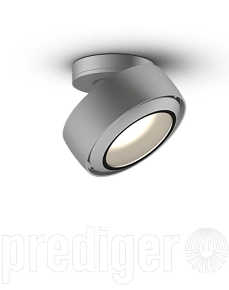 Occhio Più R alto cc Chrom matt LED 2700K u2013 Design Leuchten - lampen ausen led 2