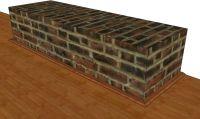 installing laminate floor around brick fireplace ...