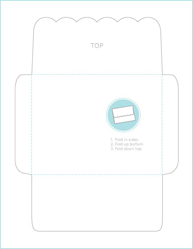 Use wallpaper sample books and this template to create amazing - sample 5x7 envelope template