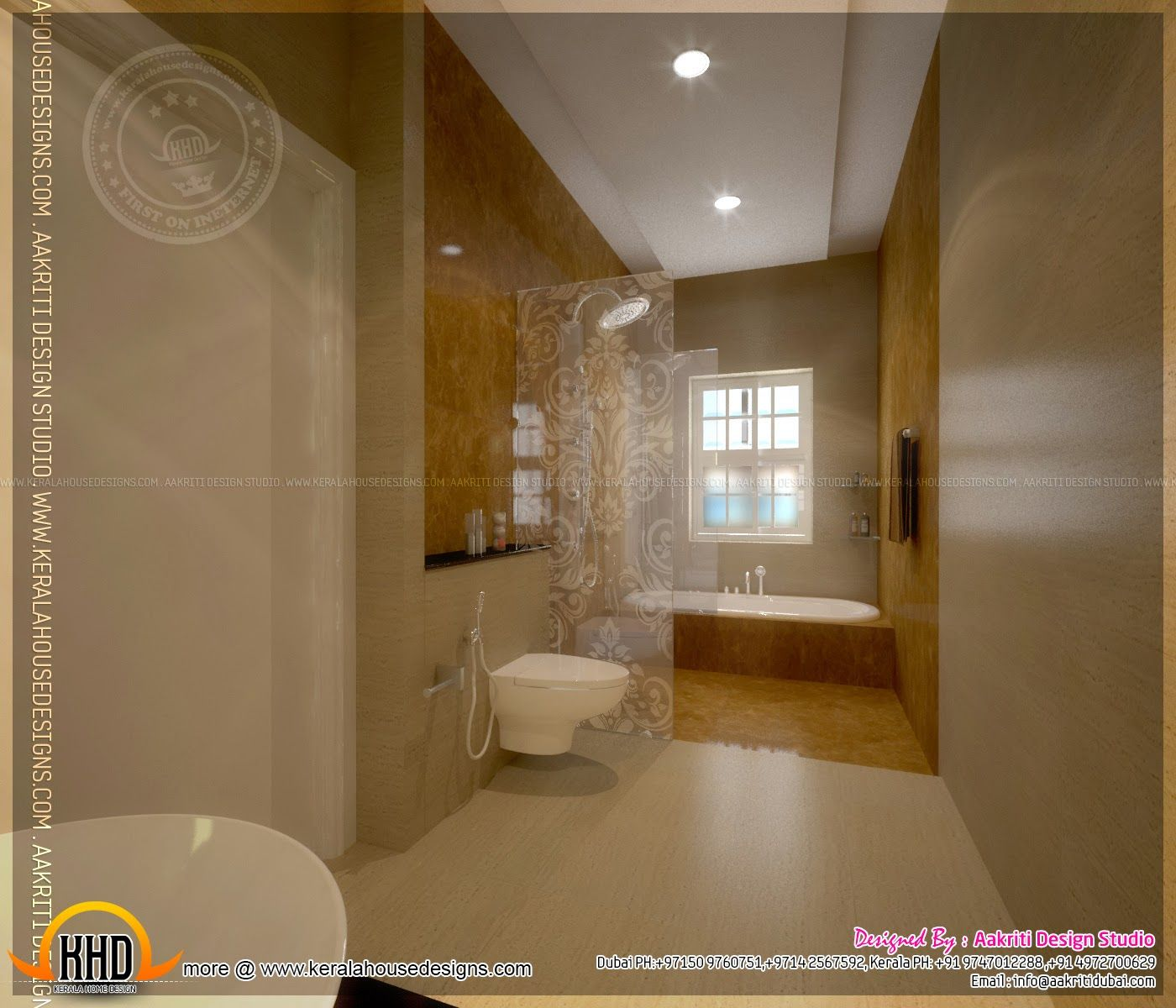 Modern Bathroom Design In Kerala kerala bathroom designs executing bathroom design