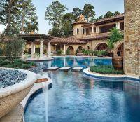 Backyard Goals: Beautiful Mediterranean Italian style ...