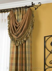 scarf window treatments