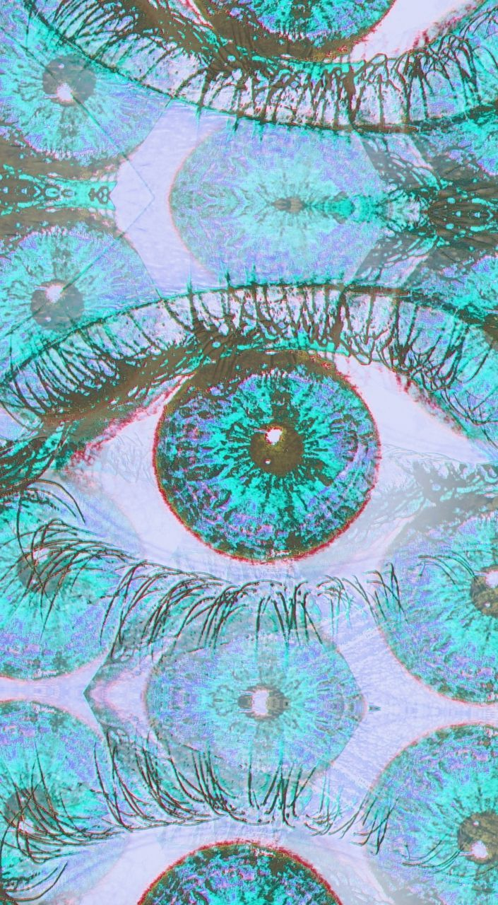 Spiritual Gangster Quotes Wallpaper Turquoise By Quenalbertini Art Work Eyes Via