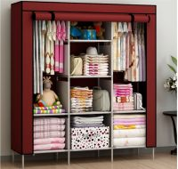 New Portable Bedroom Furniture Clothes Wardrobe Closet ...