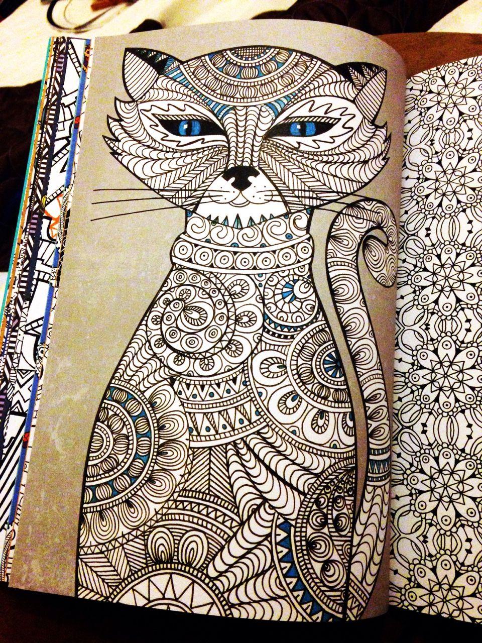 Art therapy colouring book google search