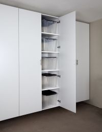 Palo Alto White Tall Garage Cabinet ~Need these in my ...
