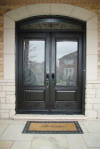Finding the Perfect Fiberglass Front Doors with Glass ...