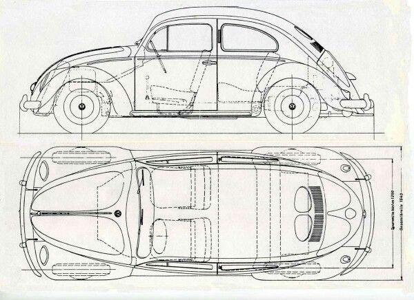 vw diagrama de cableado bugs