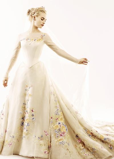 cinderella's wedding dress from the movie 2015 - Google ...