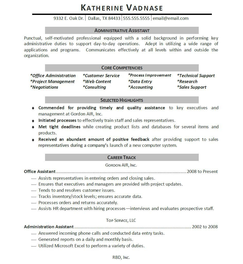 resume examples for entry level administrative assistant resume entry level office assistant able resume