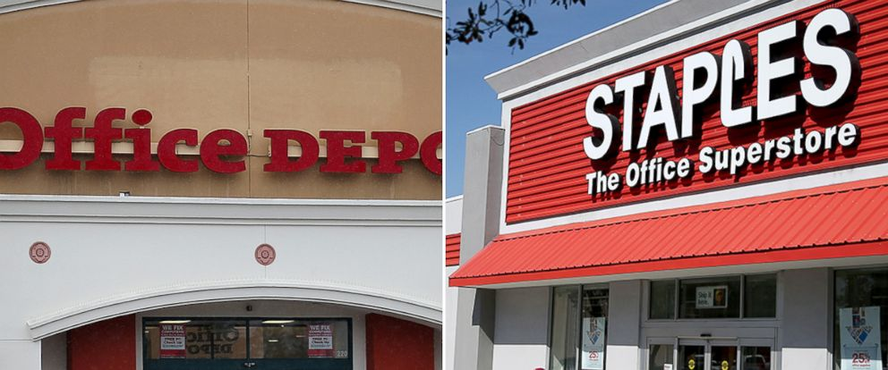 Staples vs Office Depot How the Two Stack Up - ABC News