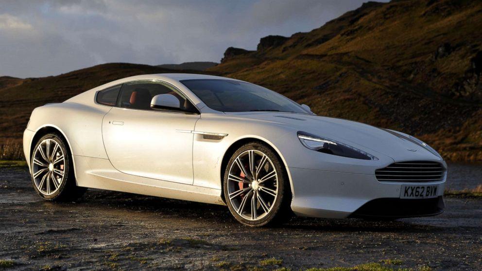 Legendary car designer Ian Callum says electric cars are the \u0027future