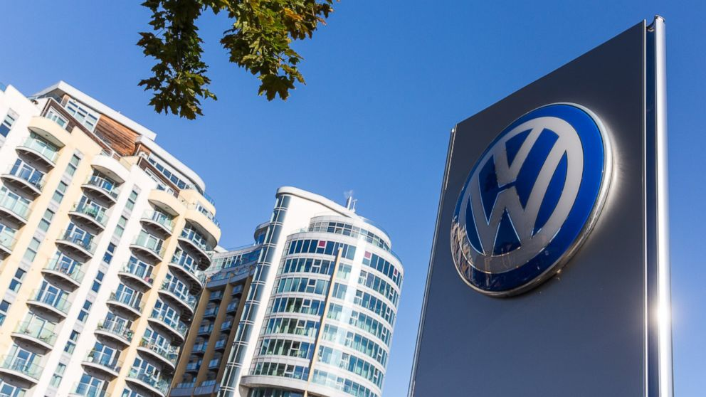 Volkswagen Executives in the Hot Seat on Capitol Hill - ABC News
