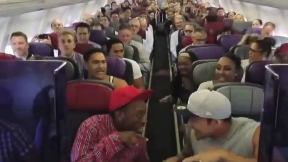 lion king on on a plane
