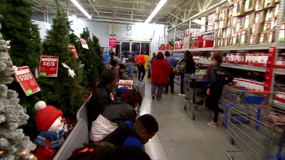 Tyler Perry pays off layaway items at 2 Georgia Walmart stores Video