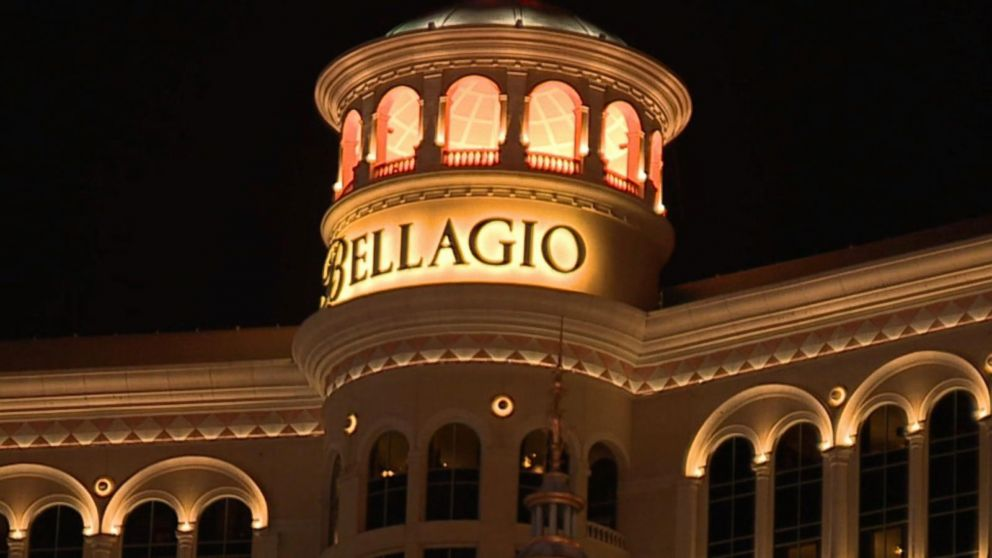 Alleged robber at Bellagio casino dies after trading gunfire with