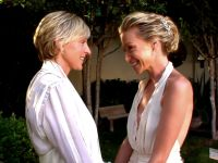 Ellen DeGeneres and wife Portia de Rossi celebrate 10th ...