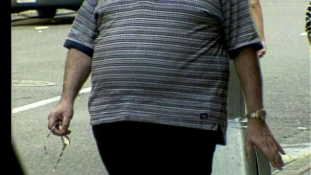 Average Weight of an American Man is 15 Pounds More Than 20 Years