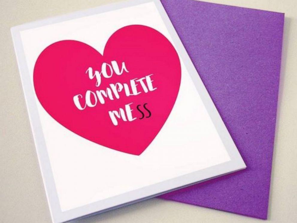 My funny Valentine\u0027 These viral Valentine\u0027s Day cards will make