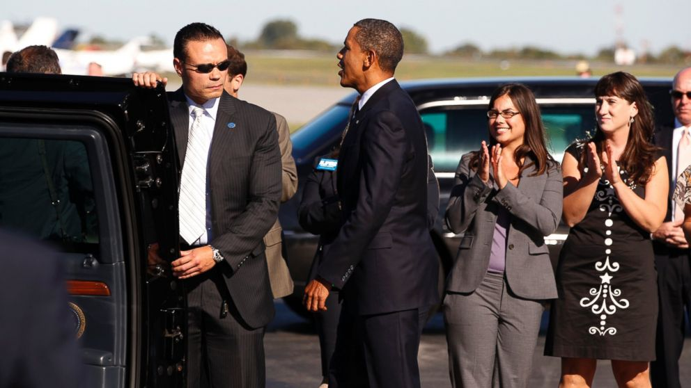 Secret Service Agent Turns on Obama, Runs for Congress - ABC News