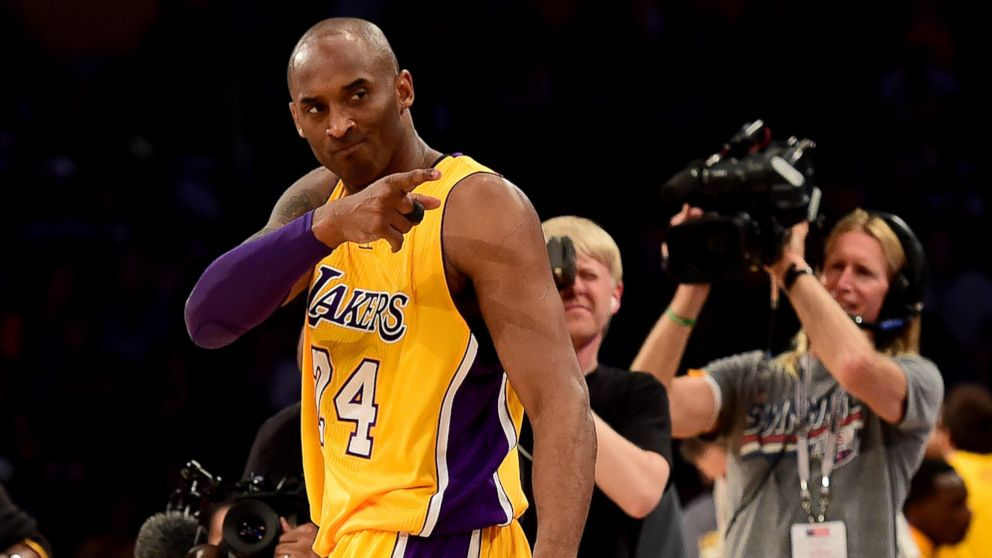 Mamba Out Kobe Bryant Finishes Final Game with a Storybook Ending