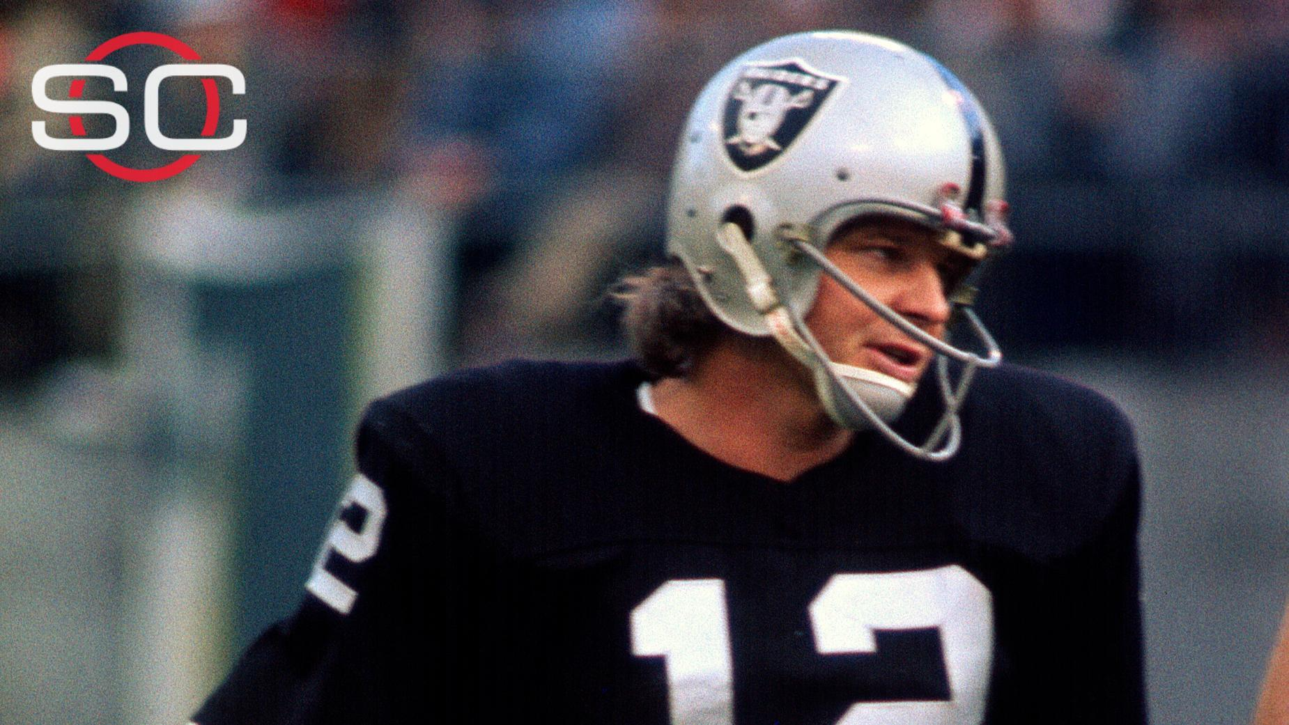 Ken Stabler Created Some Of Nfl39s Most Memorable Moments