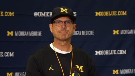 Depth-chart chess game between Michigan, Florida continues into game