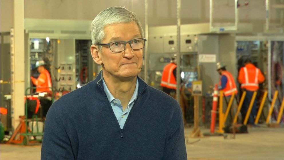 We want to help America,\u0027 Apple CEO Tim Cook says of pay $38 billion - tim cook resume