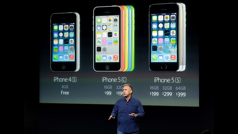 iPhone 5S and iPhone 5C Go On Sale - ABC News