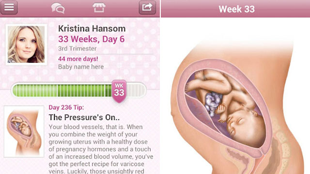 Pregnant? Use Your SmartPhone 12 Best Pregnancy Apps - ABC News
