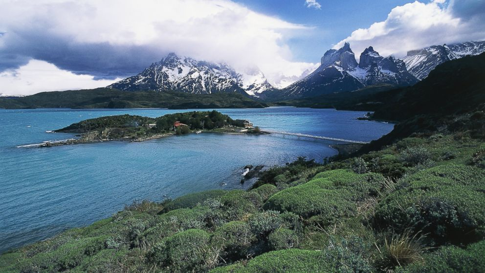 Spring 3d Live Wallpaper Chile S Torres Del Paine Voted 8th Wonder In The World