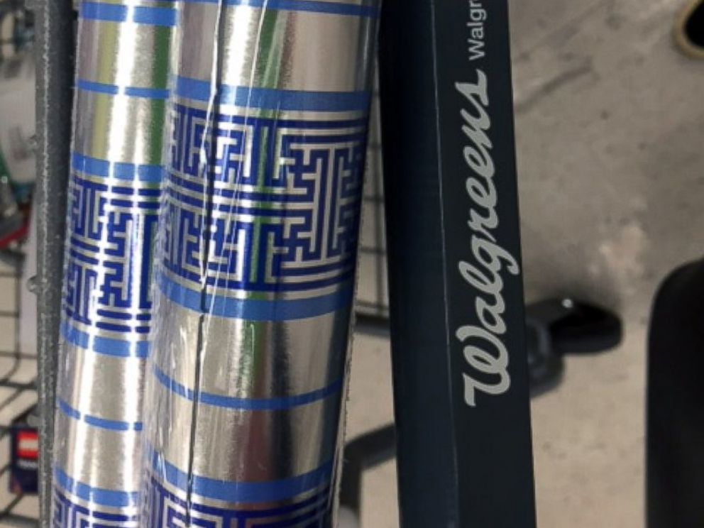 Wrapping Paper With Swastika Pattern Recalled by Walgreens - ABC News - walgreens resume paper