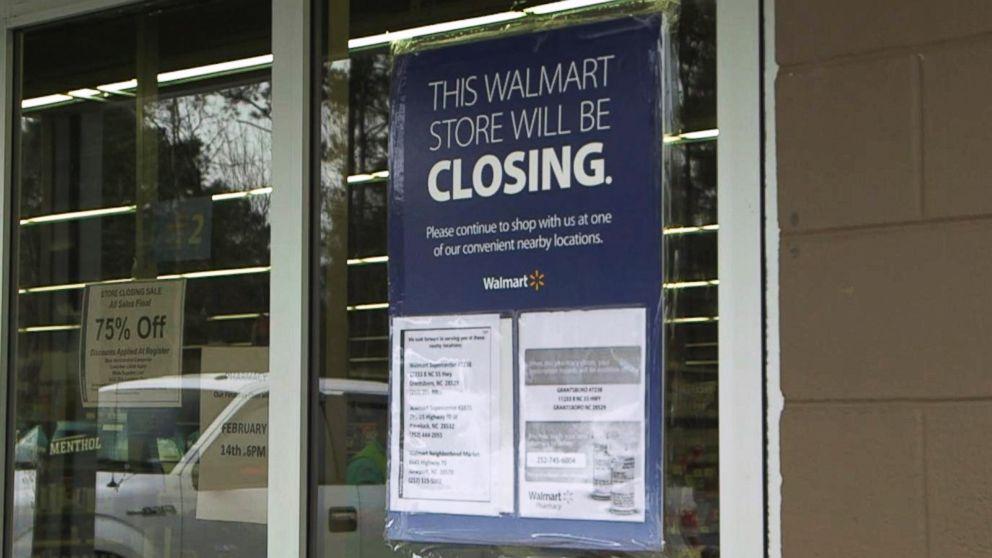 Walmart Closures Leaving Small Towns \u0027Broken,\u0027 Residents Say - ABC News