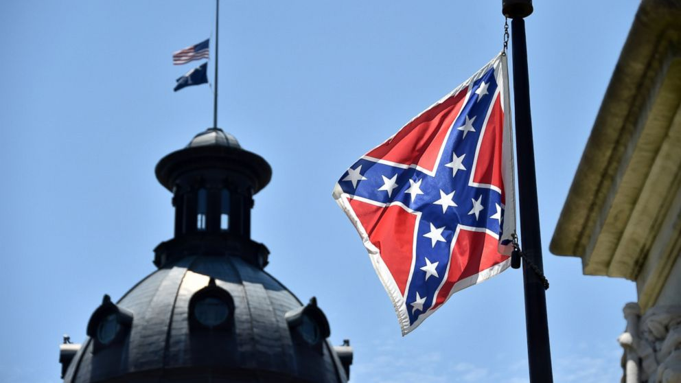 How Other Southern States\u0027 Flags Also Evoke the Confederacy - ABC News