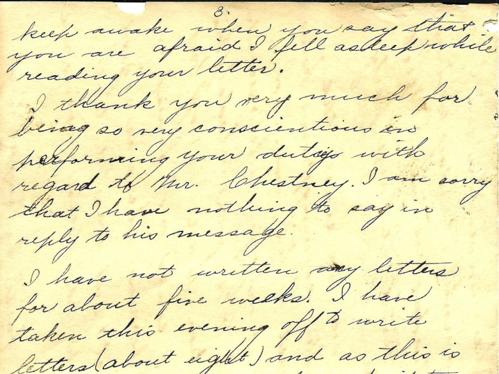 Woman Posting Pennsylvania Couple\u0027s 109 Love Letters From More Than