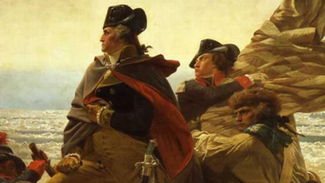 George Washington Truth Behind the Delaware River Crossing Video