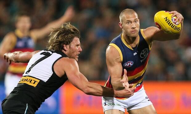 AFL 2016 Rd 22 - Port Adelaide v Adelaide