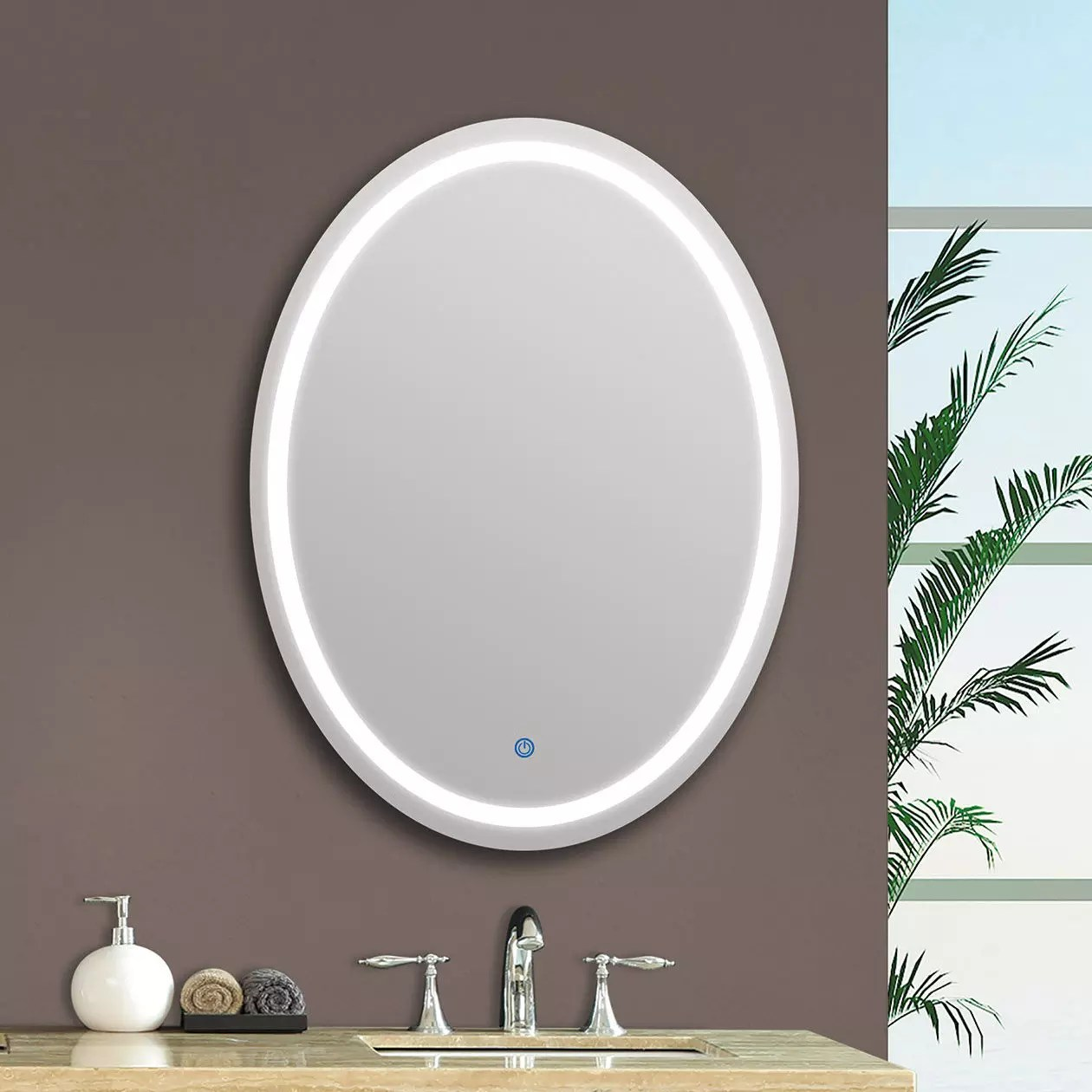 China Oval Mirrors Bathroom China Oval Mirrors Bathroom Manufacturers And Suppliers On Alibaba Com