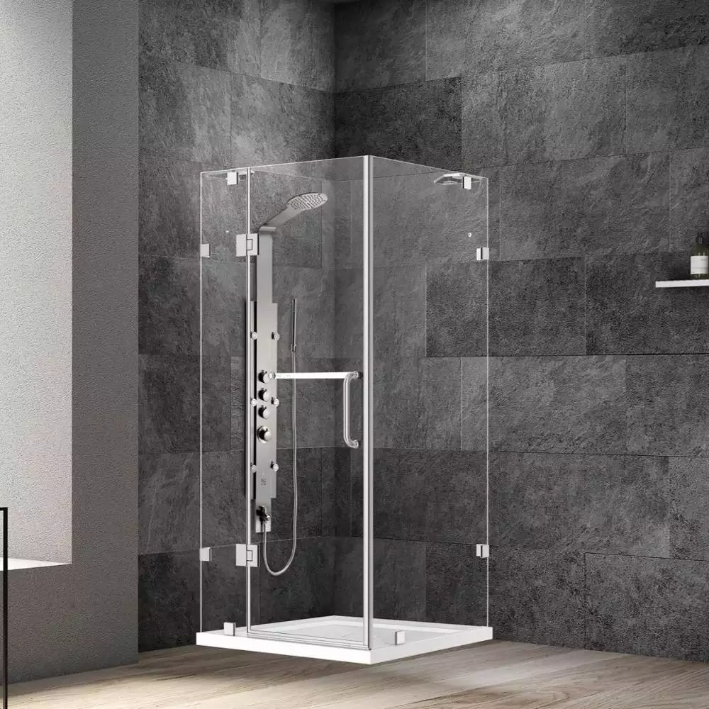 China Shower Enclosure Prices China Shower Enclosure Prices Manufacturers And Suppliers On Alibaba Com