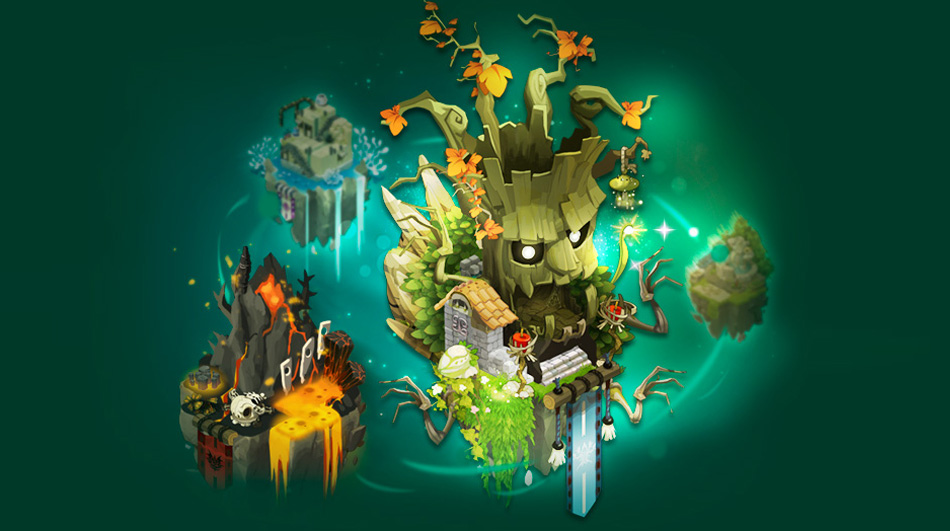 Raiders 3d Wallpaper Wakfu Raiders Yakusha Wakfu Devblog Wakfu The