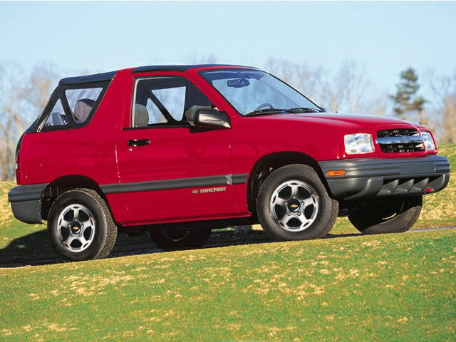 1999 Chevrolet Tracker Specs and Prices