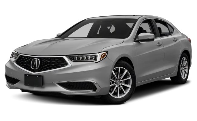 2018-Acura-TLX Acura Tlx Gt