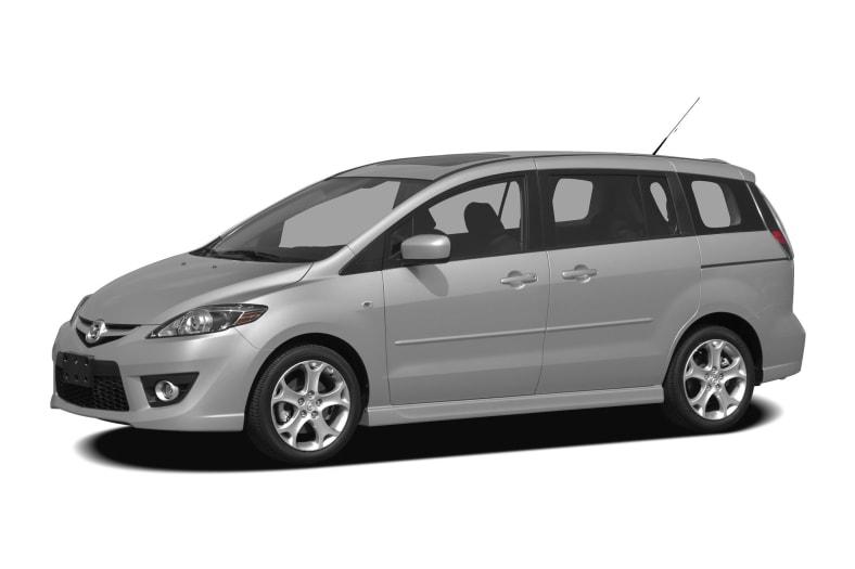 2009 Mazda Mazda5 Information