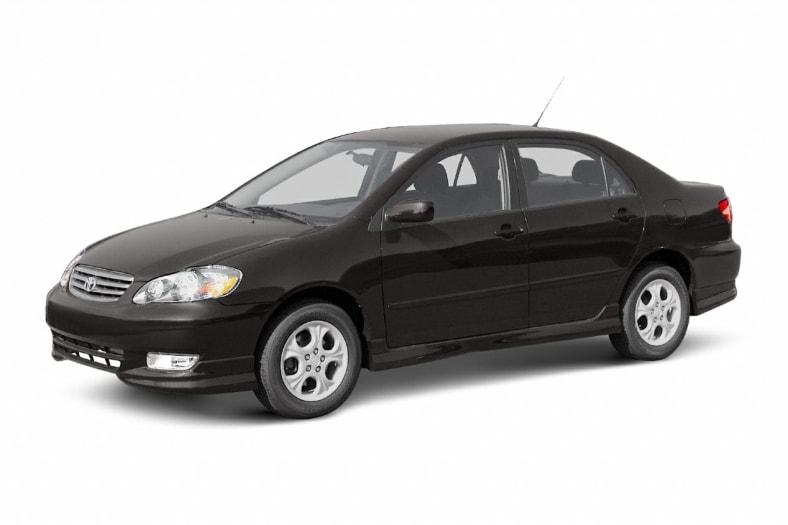 2004 Toyota Corolla Information