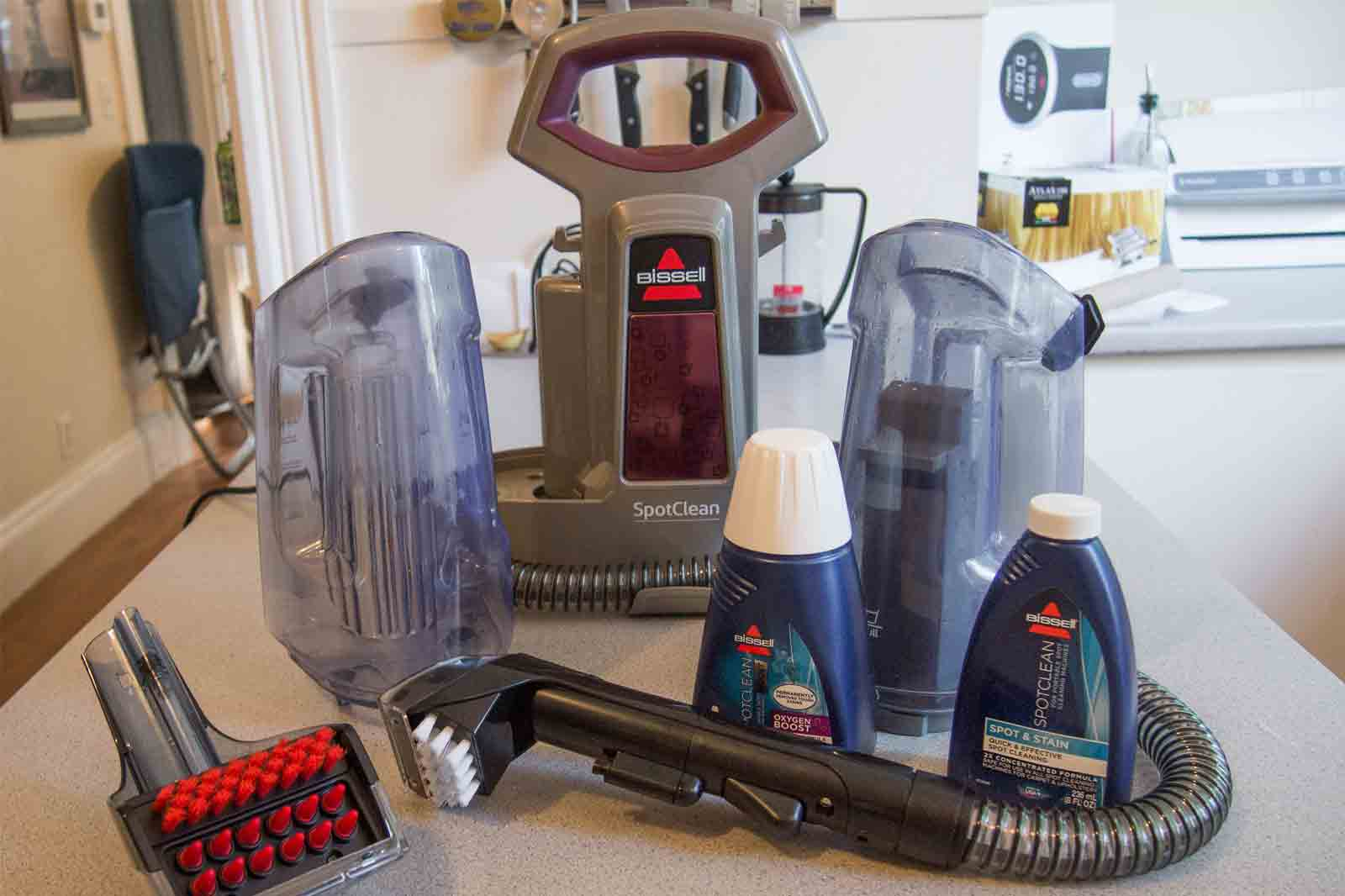 Sofa Vacuum Cleaner Brush The Best Portable Carpet And Upholstery Cleaner