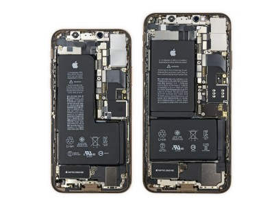 iFixitがiPhone XSの分解レポート公開 カメラのセンサーサイズは3割増 - Engadget 日本版