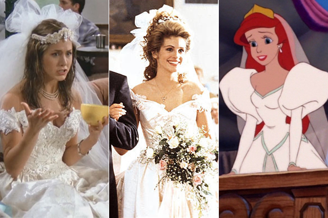 Wedding Dresses 15 Of The Best From Film And Tv Huffpost Uk