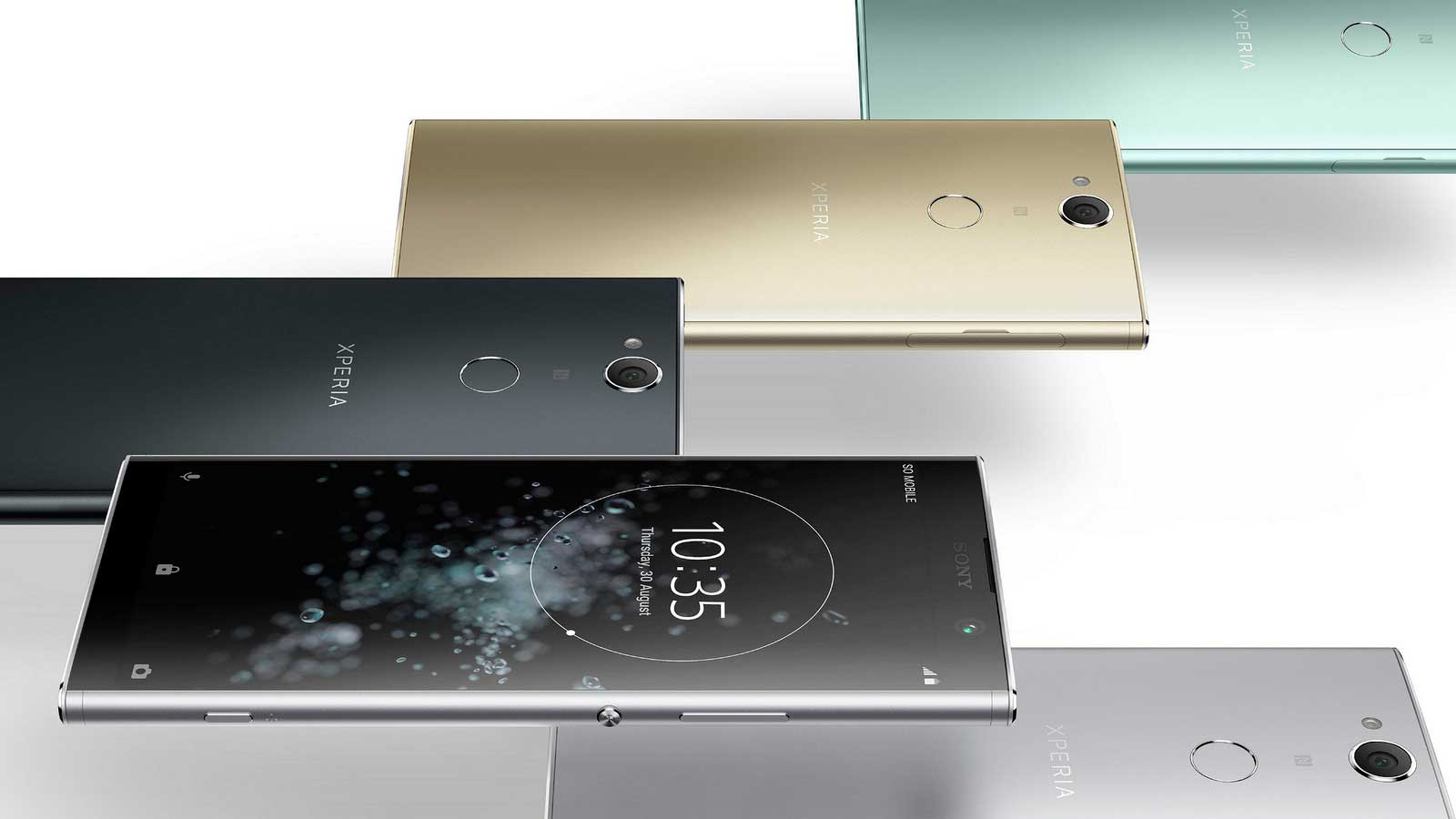 Sony Phone Vr Sony 39;s Latest Design Hits Mid Range Phones On The Xperia