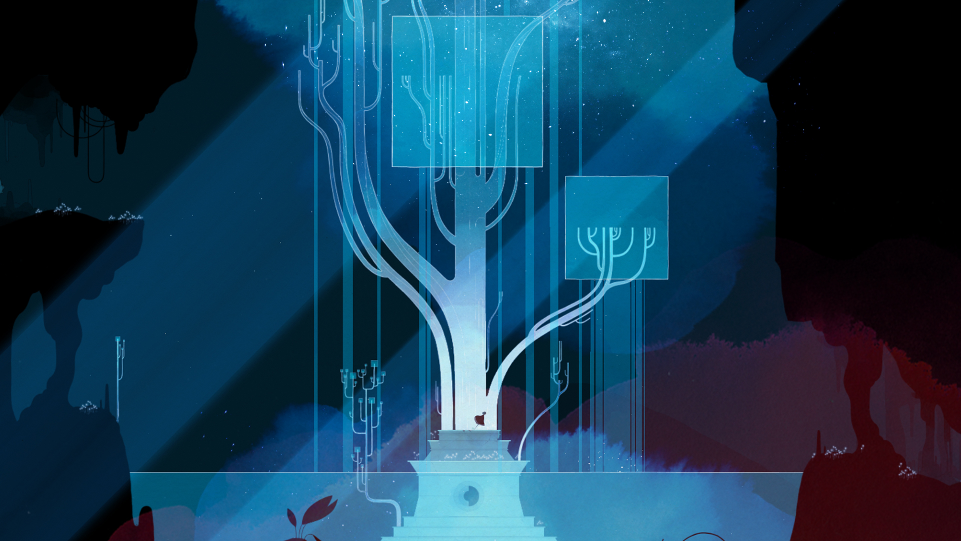 Gamer Girl Anime Wallpaper Gris Is A Gorgeous 2d Platformer About Personal Loss